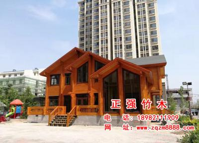陕西长安区龙湖湾售楼中心